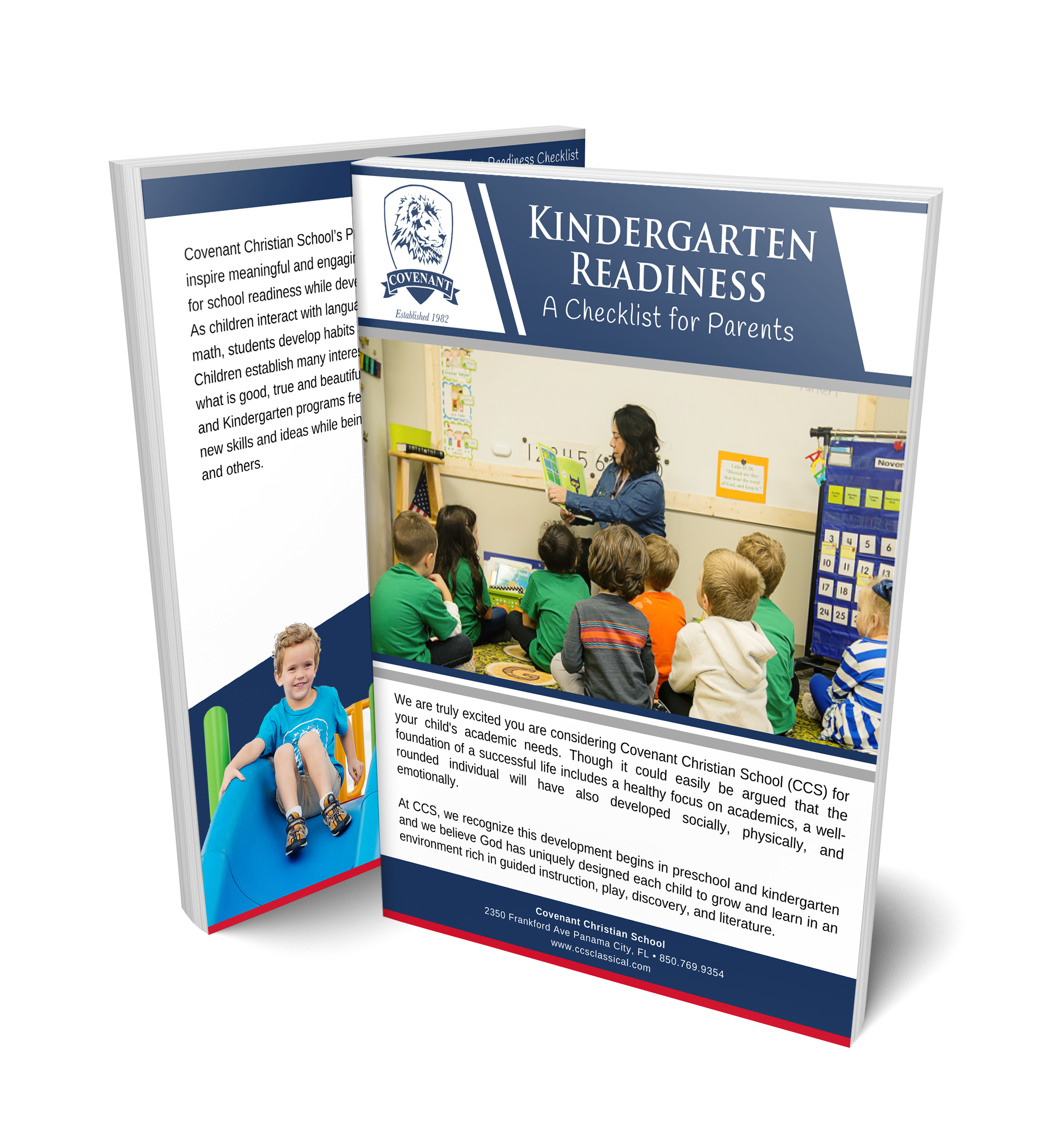 Kindergarten Readiness Checklost